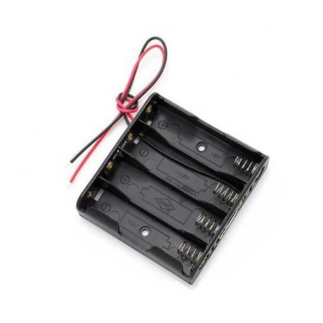 جا باتری چهارتایی باتری قلمی