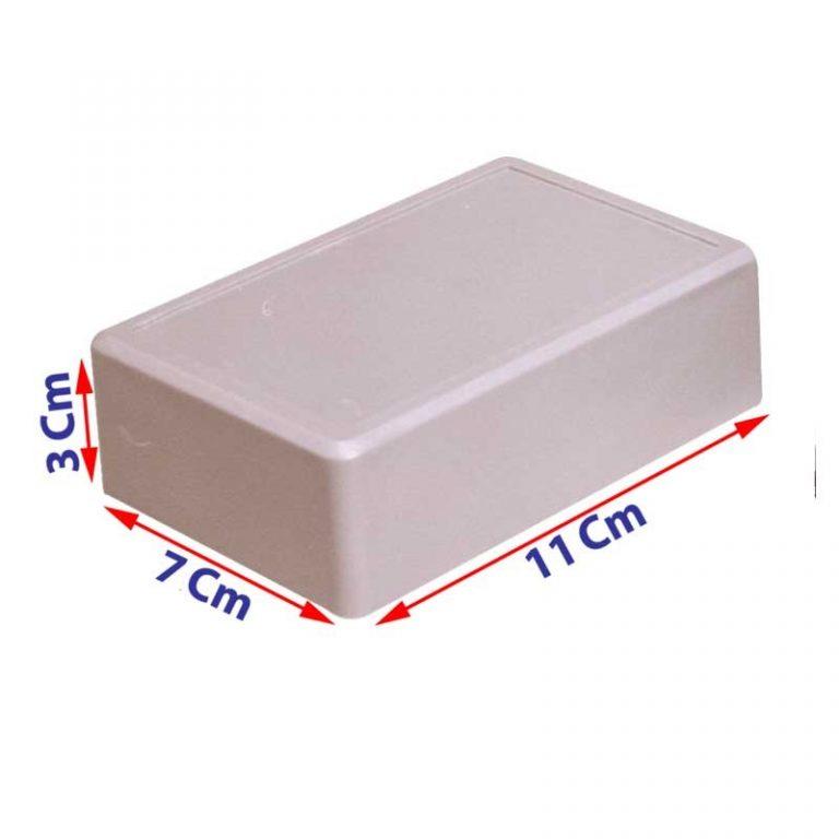 جعبه 11 × 7 سه سانتی- مشکی