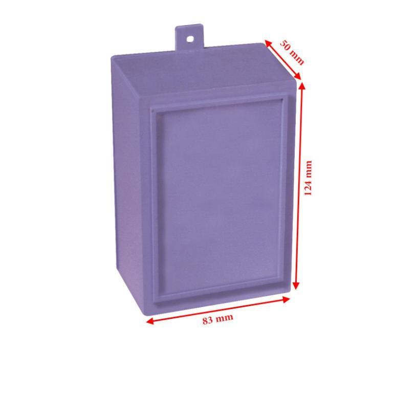 جعبه 12 × 8 مشکی