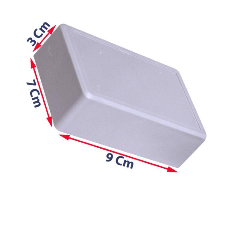جعبه 9×7 ارتفاع 3 سانتيمتر- مشکی