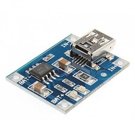 ماژول شارژر باتری MINI USB TP4056