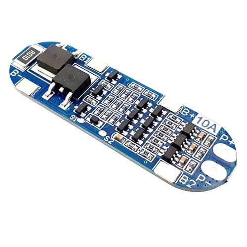 ماژول شارژ باتری لیتیومی 3 سل 10 آمپر