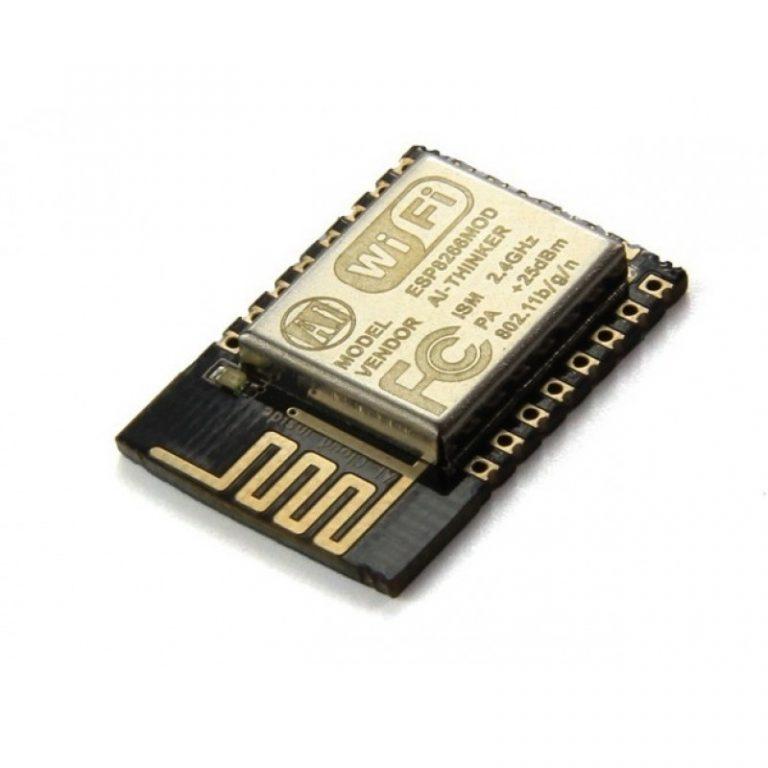 ماژول وایفای ESP8266-12E