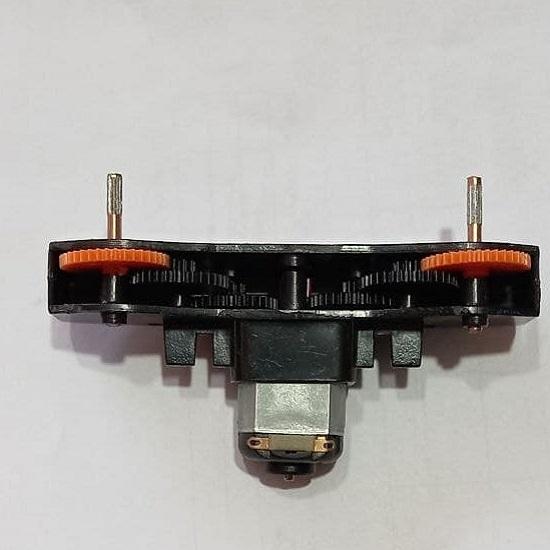 موتورگیربکس پلاستیکی 2 محور – مرغوب