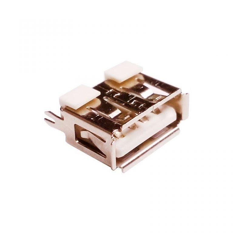 کانکتور مادگی کوتاه USB – صاف