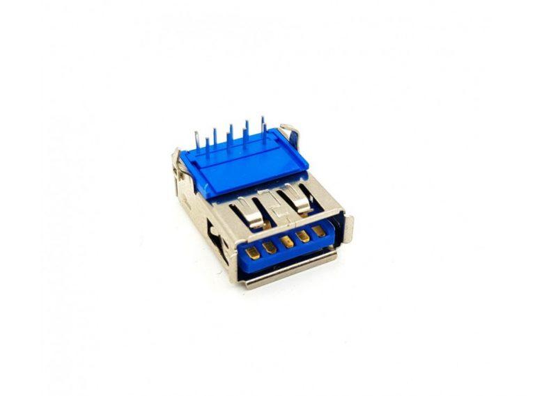 کانکتور مادگی USB3.0