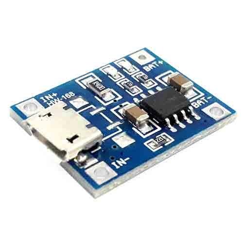 ماژول شارژر باتری MICRO USB