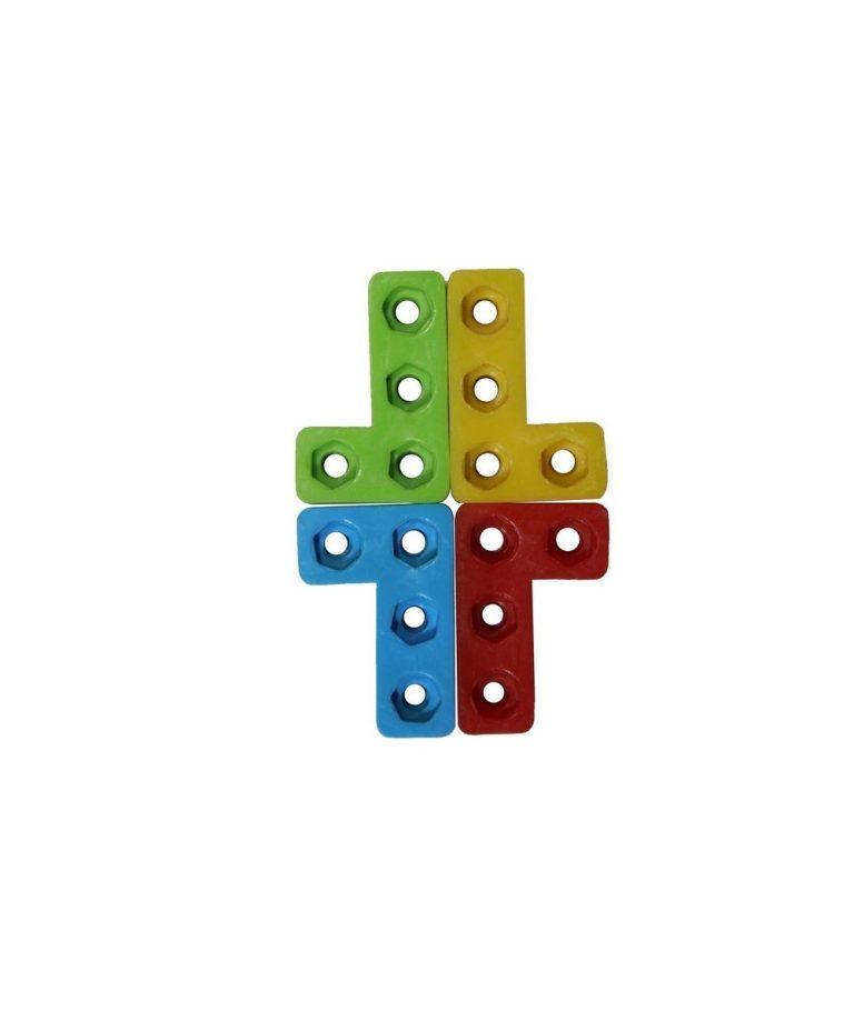 سازه پلاستیکی مکعبی L4