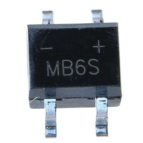 پل دیود MB6S