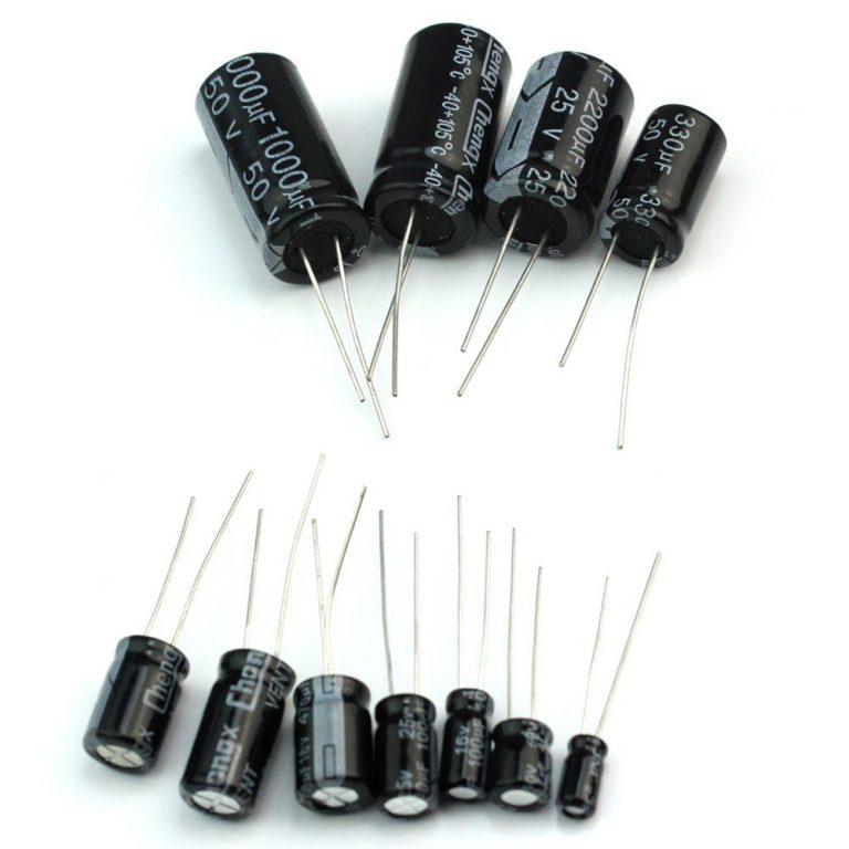 خازن الکترولیت 15 میکروفاراد – 400 ولت