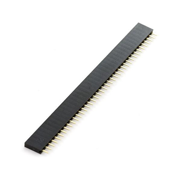 پین هدر 40×1 صاف مادگی