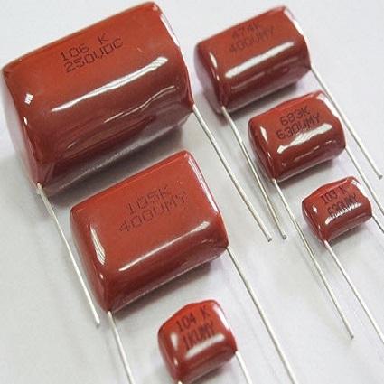 خازن پلی استر 100 نانو- 630 ولت